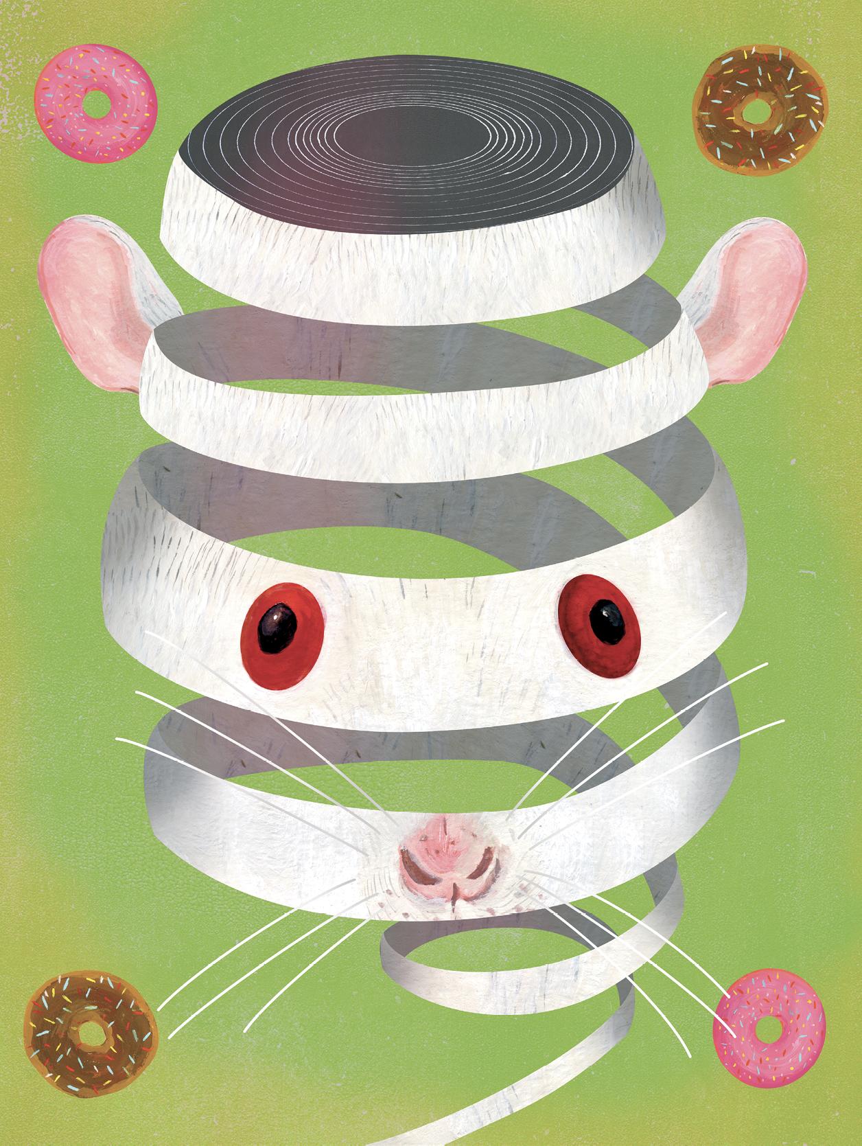 Illustration by Ellen Weinstein